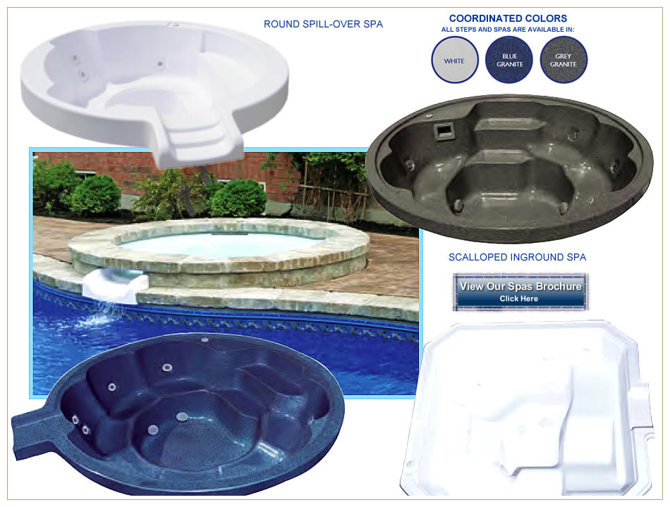 Orlando pools spas hot tubs swimming pool spa for Bathtub covers liners