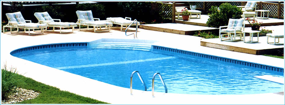 Orlando florida vinyl liner swimming pool builder best for Top pool builders
