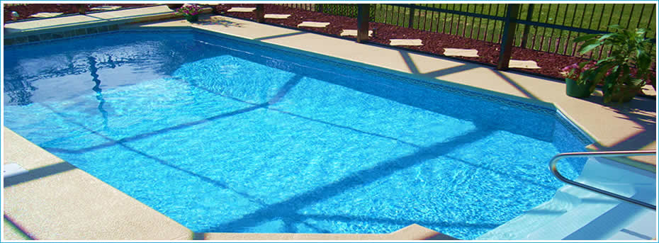Pacific pools of orlando vinyl liner replacement swimming for Pool design orlando florida