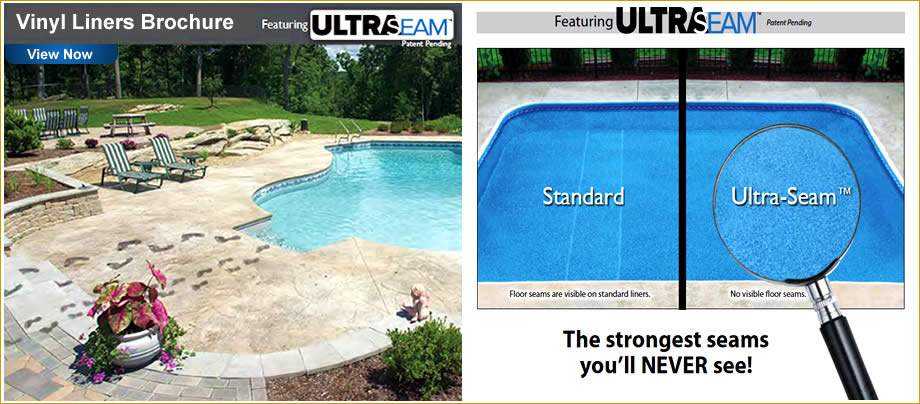 The best, cheap pacific pools vinyl liner replacement liners in Orlando FL.