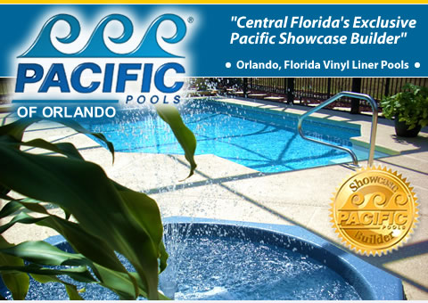Pacific pools orlando fl vinyl liner replacement pool builders Isleworth swimming pool prices