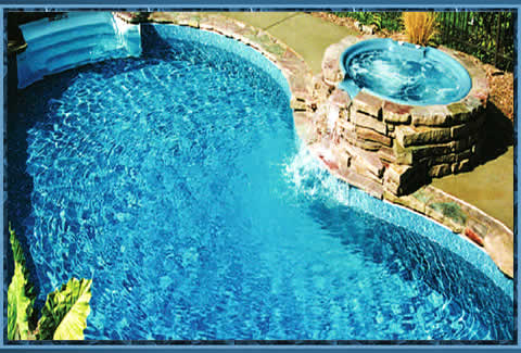 Photos Pictures Vinyl Liner Pools Orlando Fl Best Builders Contractors