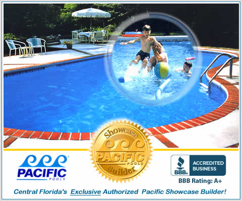 Pacific Pools Orlando Fl Best Vinyl Liner Replacement